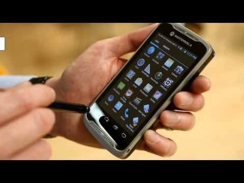 Motorola TC55 Forgot Password Reset or Recovery