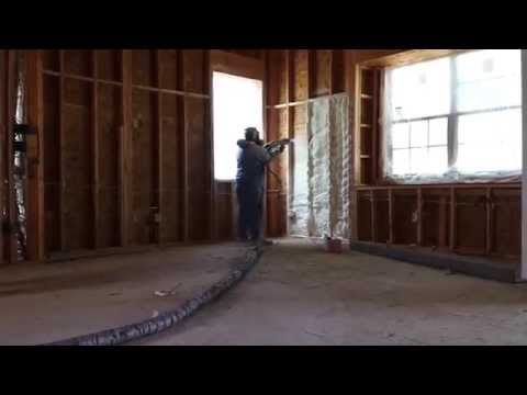 Spray Foam Equipment Rental - Dallas, Texas