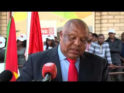 Inaugurada em Luanda avenida Samora Machel