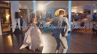 BEST FATHER DAUGHTER BREAKOUT DANCE *FUNNY*