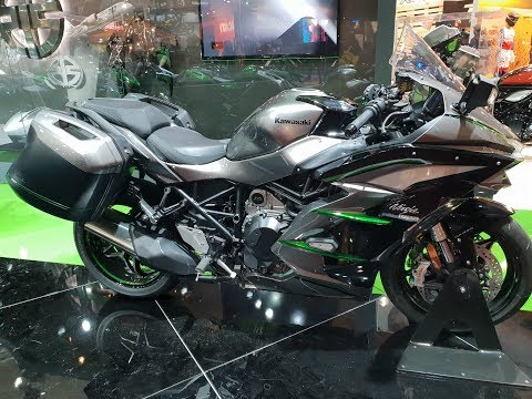 Top 8 New Sport Touring Motorcycles For 2019