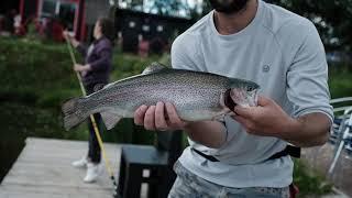 Рыбалка летом в Рыбных прудах