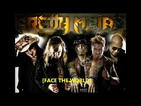 Pretty Maids Face the world