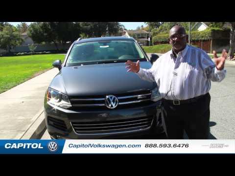 2013 Volkswagen Touareg SUV Overview