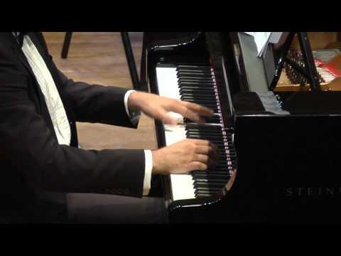 Chopin Piano Concerto no. 2 - Elisha Abas (excerpts)