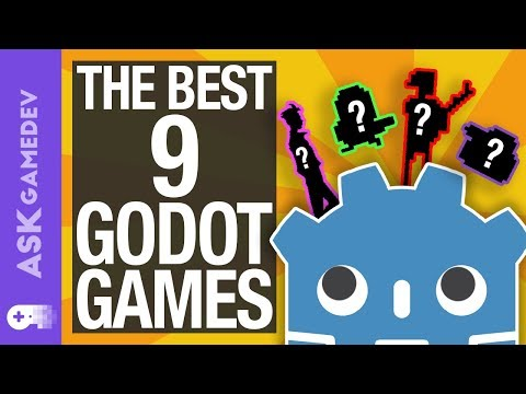 Our Top 9 Favourite Godot Games [2018]