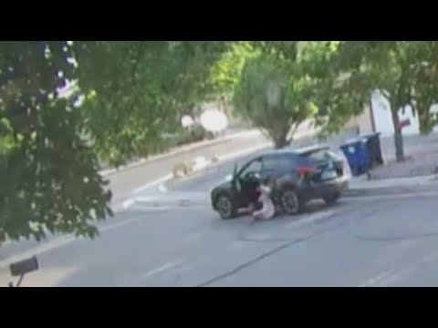 neighbors-call-911-as-driver-nearly-runs-self-over,-chases-after-car