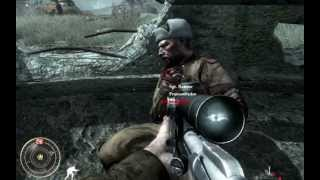 Call of Duty: World At War - Cap. 4 - Vendetta (Español, PC)