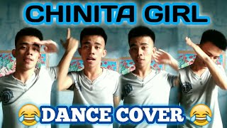 CHINITA GIRL dance cover by yours truly + BLOOPERS | John Paul Ebuen