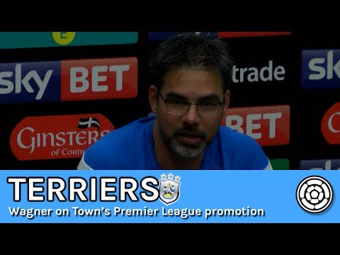 Terriers | David Wagner on Town's Premier League promotion