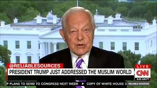 CNN Host Challenges Bob Schieffer for