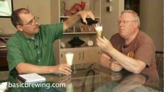 Basic Brewing Video - All Wheat Beer - April 15, 2010