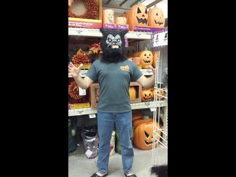Happy Halloween with Home Depot مجموعة من ازياء الهالووين لهذا العام