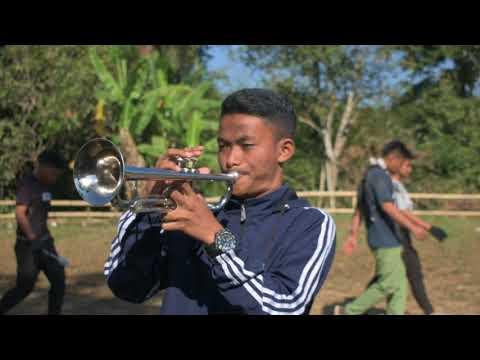 ALUNAN TEROMPET LAGU INDONESIA RAYA MARCHING BAND ( Syubbanul Wathon Tegalrejo ) JADDA GENERATION