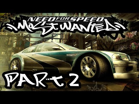 Need For Speed: Most Wanted - Прохождение pt1
