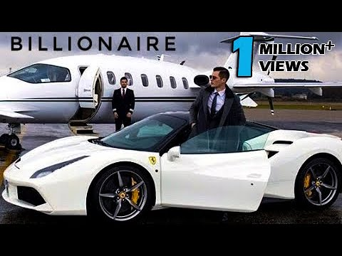 Life Of Billionaires | Rich Lifestyle Of Billionaires | Motivation #8