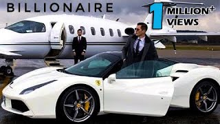 Life Of A Billionaire | Rich Lifestyle Of Billionaires | Motivation #8