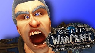 BFA Warmode Too Rewarding or Just Right? - World of Warcraft: Battle For Azeroth (BETA)