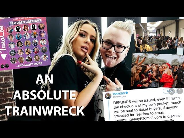 Internet History: Revisiting Tanacon *3 years later*