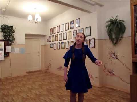 """Баллада о военных летчицах"" Ольга Свинцова"