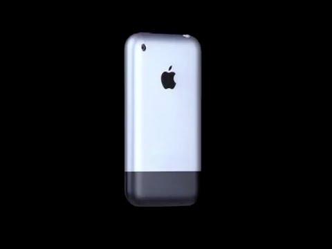 2007 Apple iPhone 1st Gen ad
