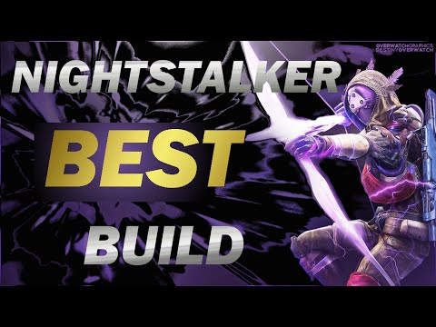 Destiny Hunter Guide Nightstalker Build ( Destiny April Update )