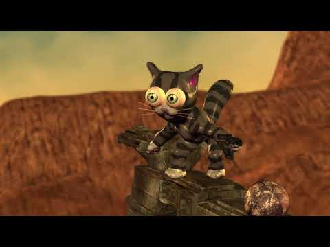 Mittens of Star Command - Short Sci Fi Animation