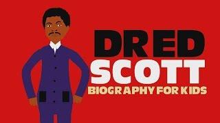 Meet Dred Scott for Black History Month: featured Cartoon for Kids with Dred Scott (Black History)