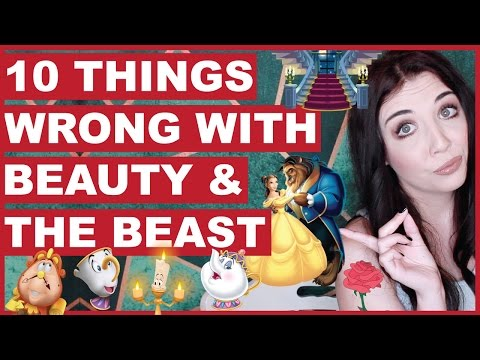 10 Things Wrong With Beauty And The Beast