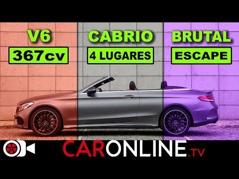 Mercedes-Benz C43 AMG | 90.000 EUR de CABRIO [Review Portugal]