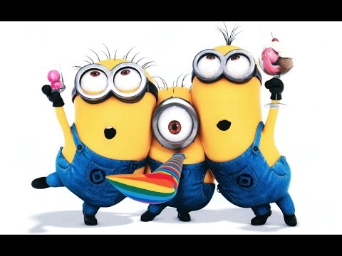 Favorito HAPPY BIRTHDAY DAI MINIONS - YouTube RV38