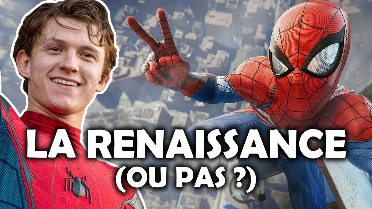 LA RENAISSANCE DE SPIDER-MAN (ou pas ?) - TOM HOLLAND & PS4