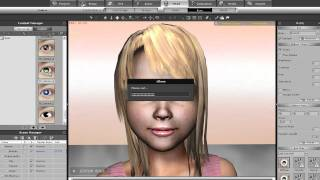 iClone5 Tutorial - Character Customization