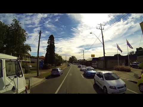 Video 518 - Nelson Bay to Soldiers Point and back