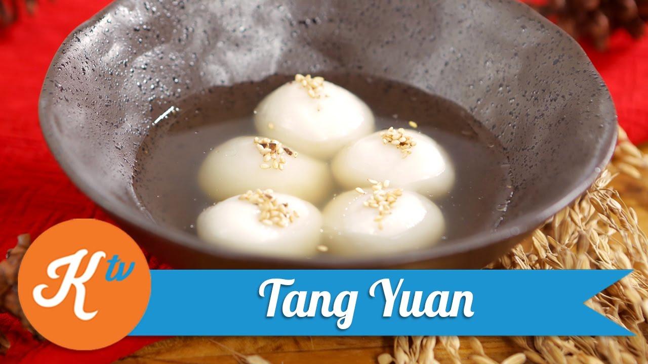 Tang Yuan Recipe  SAVIRA PRADIATI