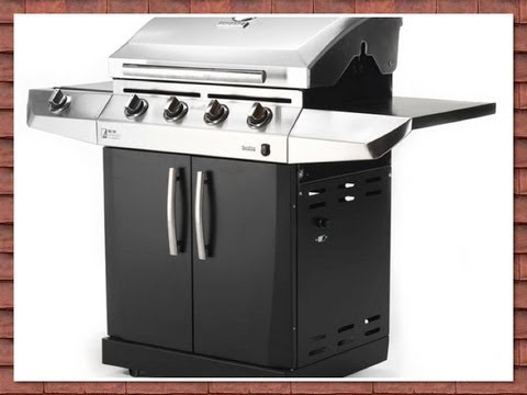 Unboxing CHAR-BROIL 4 BURNER CLASSIC CB M500 - YouTube