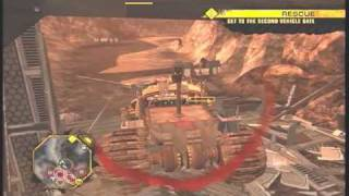 Red Faction: Guerrilla - Demons of the Badlands Episode 1: In the Marauders