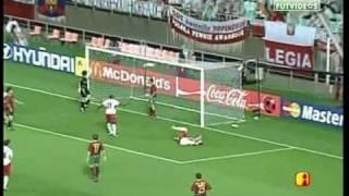 Portugal 4x0 Polônia - Copa do Mundo 2002 - HQ ► www.futvideos.org
