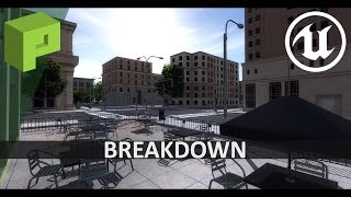 Urban City Pack Breakdown- Unreal Engine 4 Marketplace