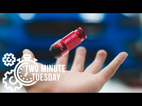 How to properly torque your lug nuts & GIVEAWAY - Two Minute Tuesday