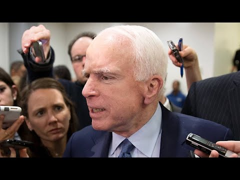 Sen. John McCain diagnosed with 'aggressive cancer,' doctors say