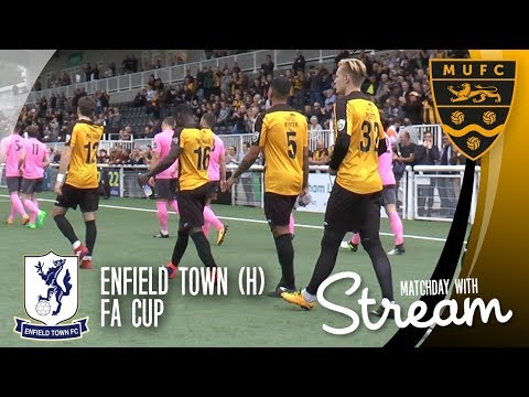 Maidstone United Vs Enfield Town (14/10/17)