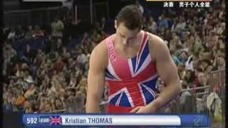 2009 Artistic Gymnastics World Championships.Men's All-Around Final.Part 10/16
