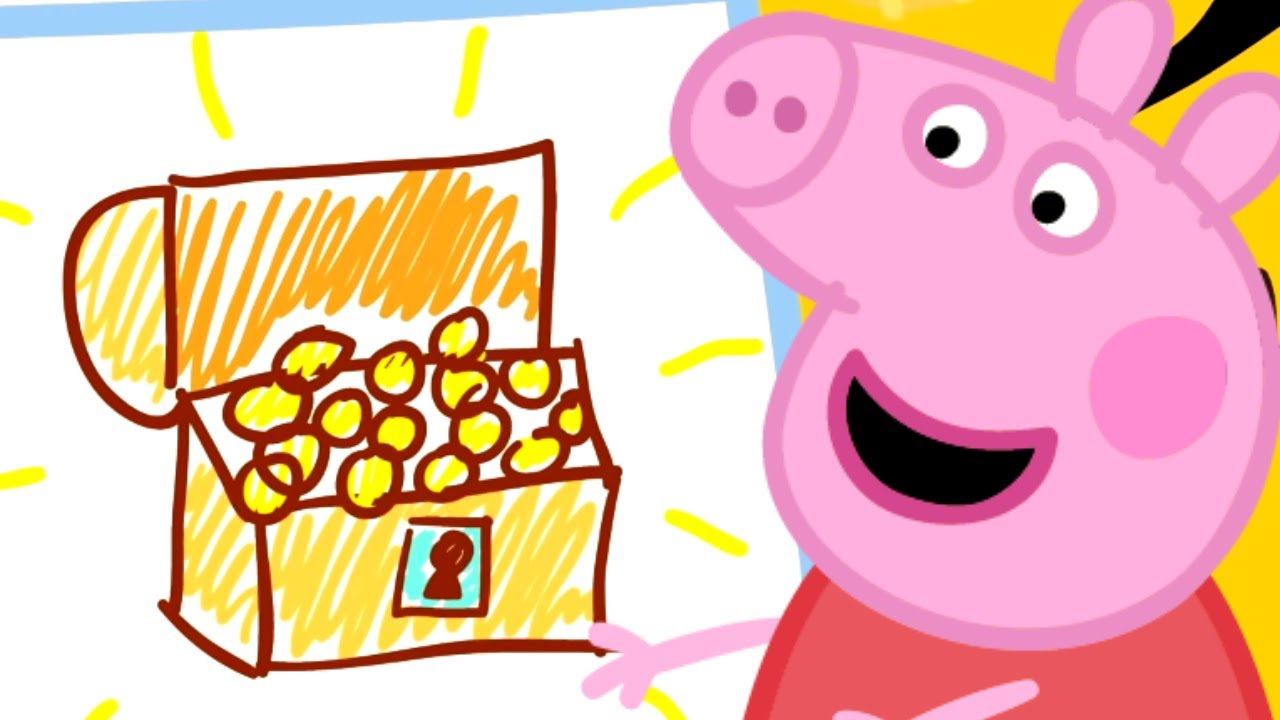 Download Peppa Pig Official Channel | Danny's Halloween Pirate Party
