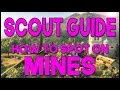 World of Tanks // Scout Guide // How to Spot on Mines