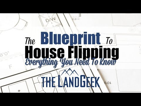 The Blueprint To House Flipping—Everything You Need To Know