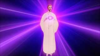 St Germain Send Violet Flame - Decree 70:15