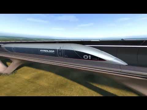 Imagine HyperloopTT - Unravel Travel TV