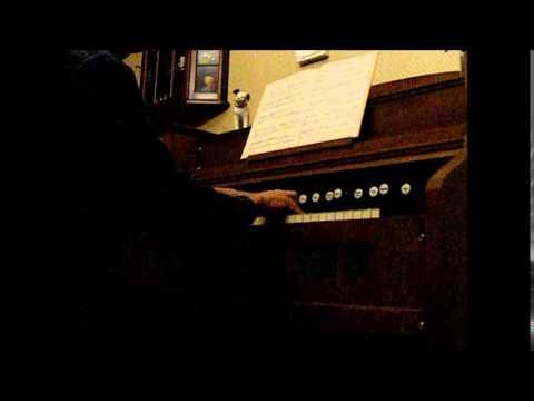 Worcester Reed Organ : Morgenlied  - Gustav Merkel