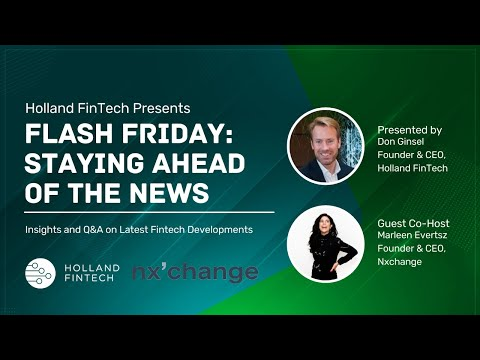 Flash Friday: Staying Ahead of the Fintech News